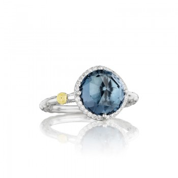 Tacori Island Rains Pave Budding Brilliance Ring