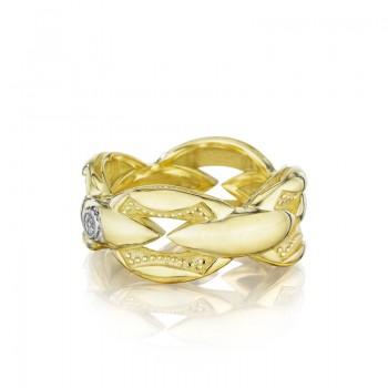 Tacori The Ivy Lane Bold Gold Links Ring