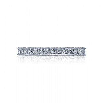 Tacori Sculpted Crescent Collection Wedding Band 45-25ET