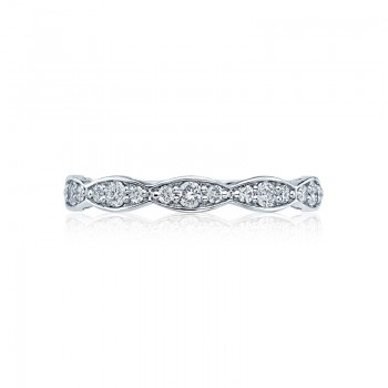 Tacori Sculpted Crescent Collection Marquise Band 46-25