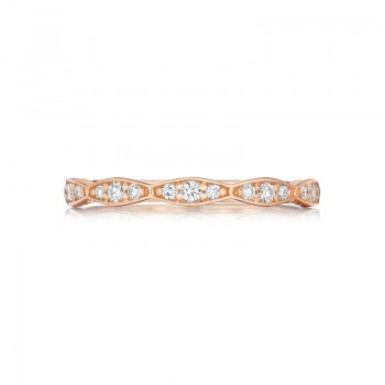 Tacori Pretty in Pink Collection Marquise Band 46-2PK