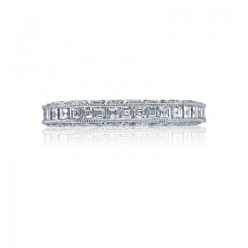 Tacori Classic Crescent Collection Eternity Band HT2273B