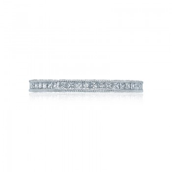 Tacori Classic Crescent Collection Wedding Band HT2430SMB
