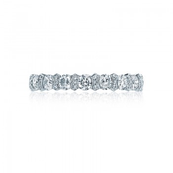 Tacori Classic Crescent Collection Wedding Band HT2519