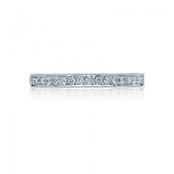 Tacori Blooming Beauties Collection Reverse Crescent Band HT2522B