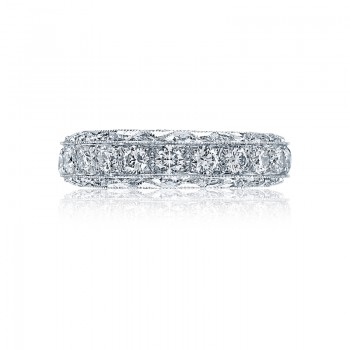 Tacori Classic Crescent Collection Tacori Classic Crescent Platinum Band HT2530