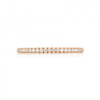 Tacori Pretty in Pink Collection Signature Crescent HT254515B12PK