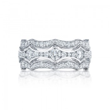 Tacori Adoration Collection Ladies' Band HT2621B