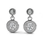 .70 Carat Diamond Earring