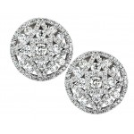 2.16 Carat Diamond Earrings