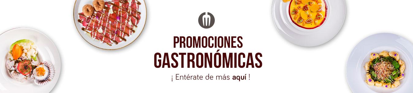 Promociones Gastronómicas