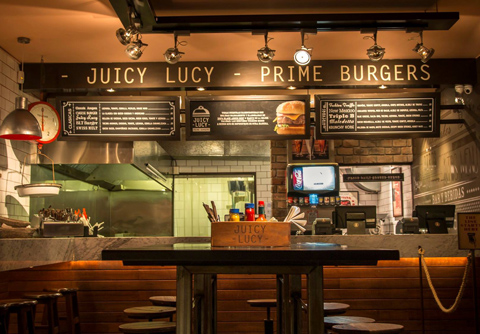 Juicy Lucy - La Mar