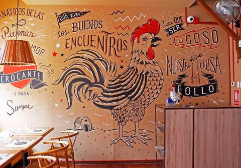 Primos Chicken Bar - La Molina
