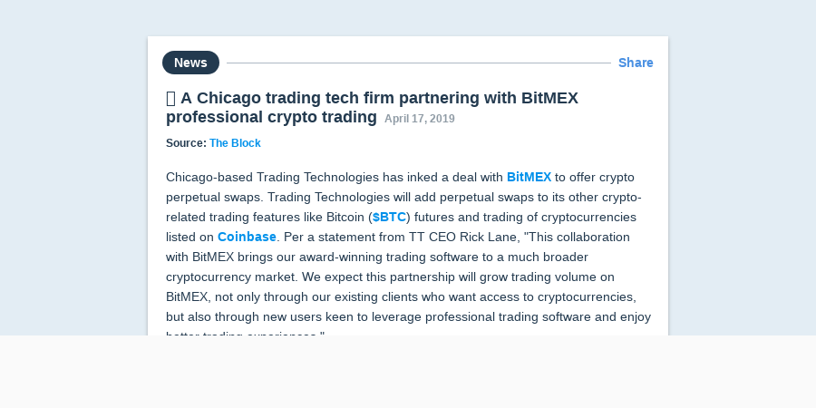 Bitmex Issues