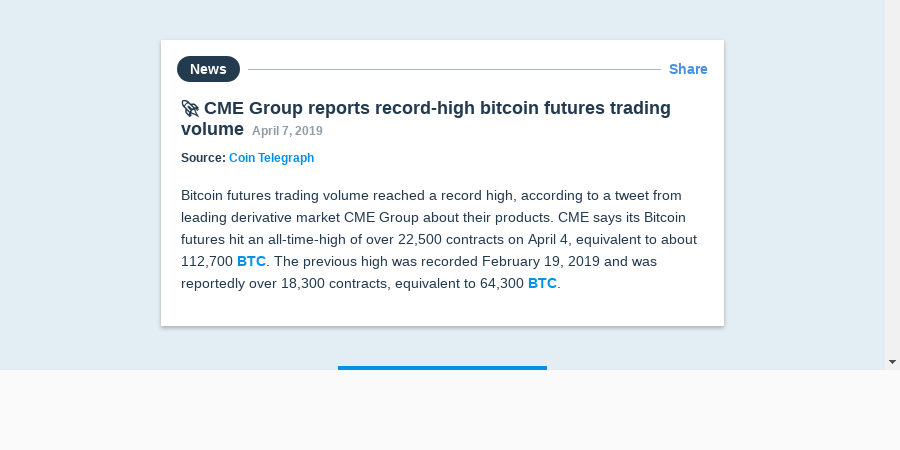Cme Bitcoin Futures Trading Hours