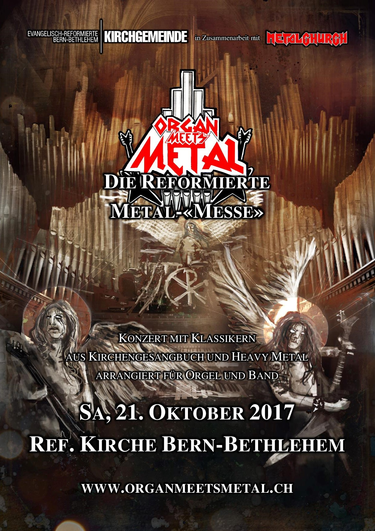 Organ-Meets-Metal-Flyer-Vorderseite