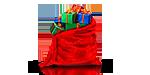 Santa's Gift Bag