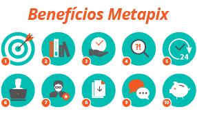 10 motivos para assinar Metapix