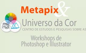 Metapix em São Paulo: workshops de estamparia no Universo da Cor