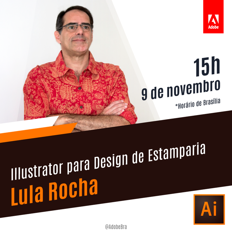 AdobeDay com Lula Rocha