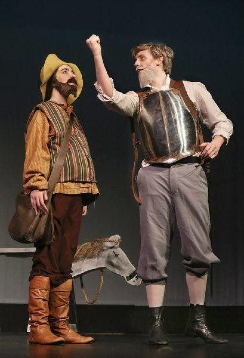 "2018 Rockport High School - ""Don Quixote"""