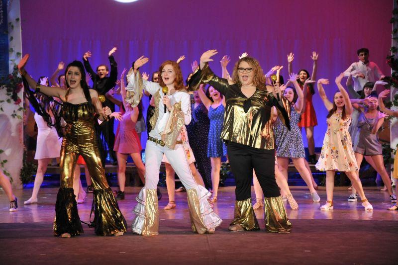 2019 Burlington HS Mamma Mia