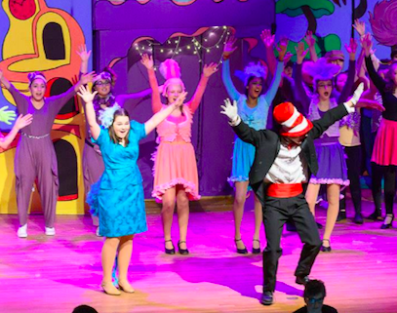 2019 Georgetown Seussical
