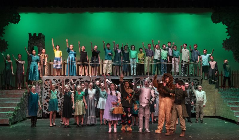 2019 Ipswich MS The Wizard of Oz