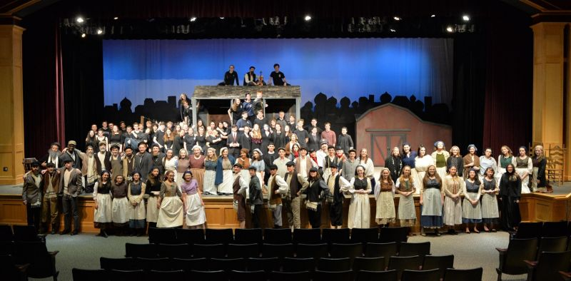 2019 Natick Fiddler on the Roof