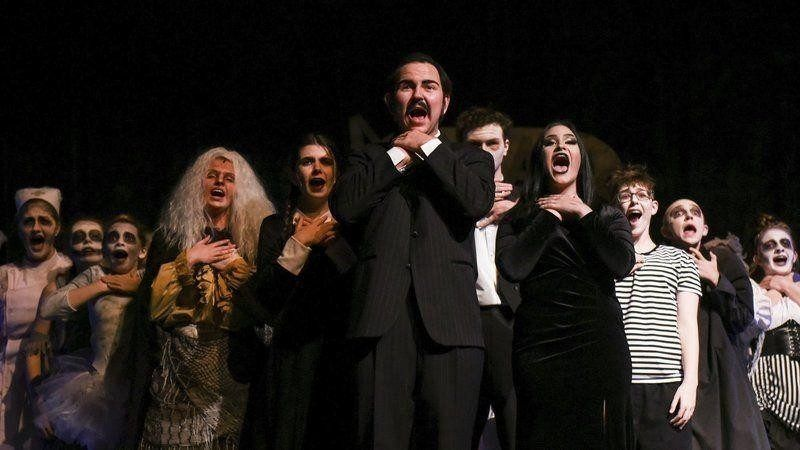 2020 Danvers HS Addams Family