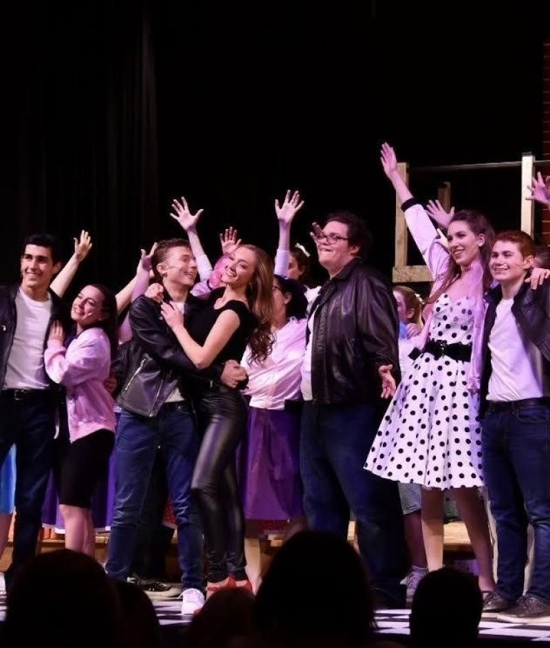 2020 Lynnfield HS Grease