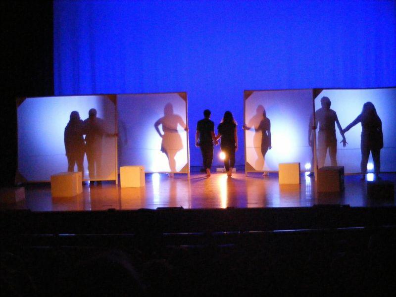 "Joseph Case High School - ""The New Everyman - A Modern Adaptation"""