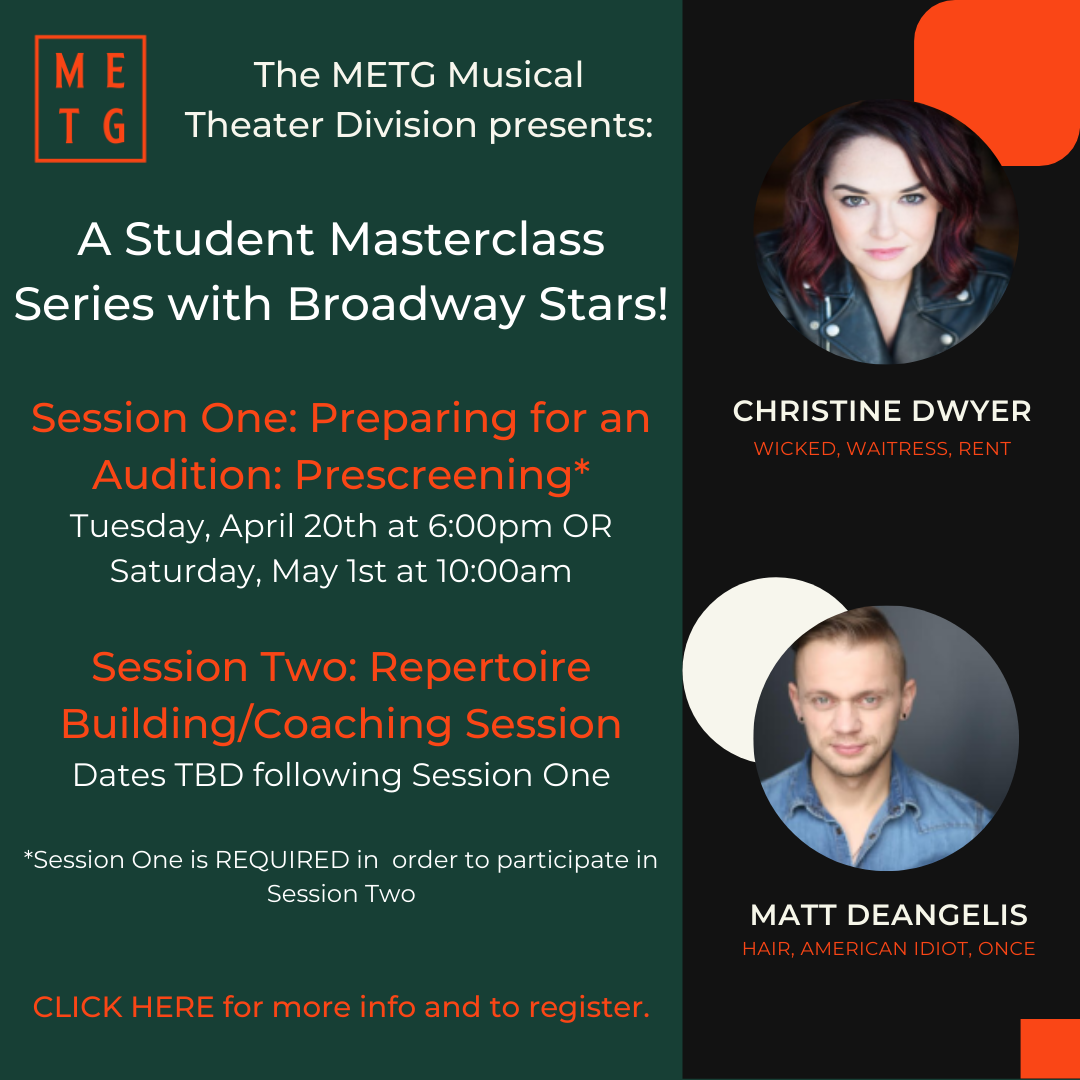 MT Masterclasses