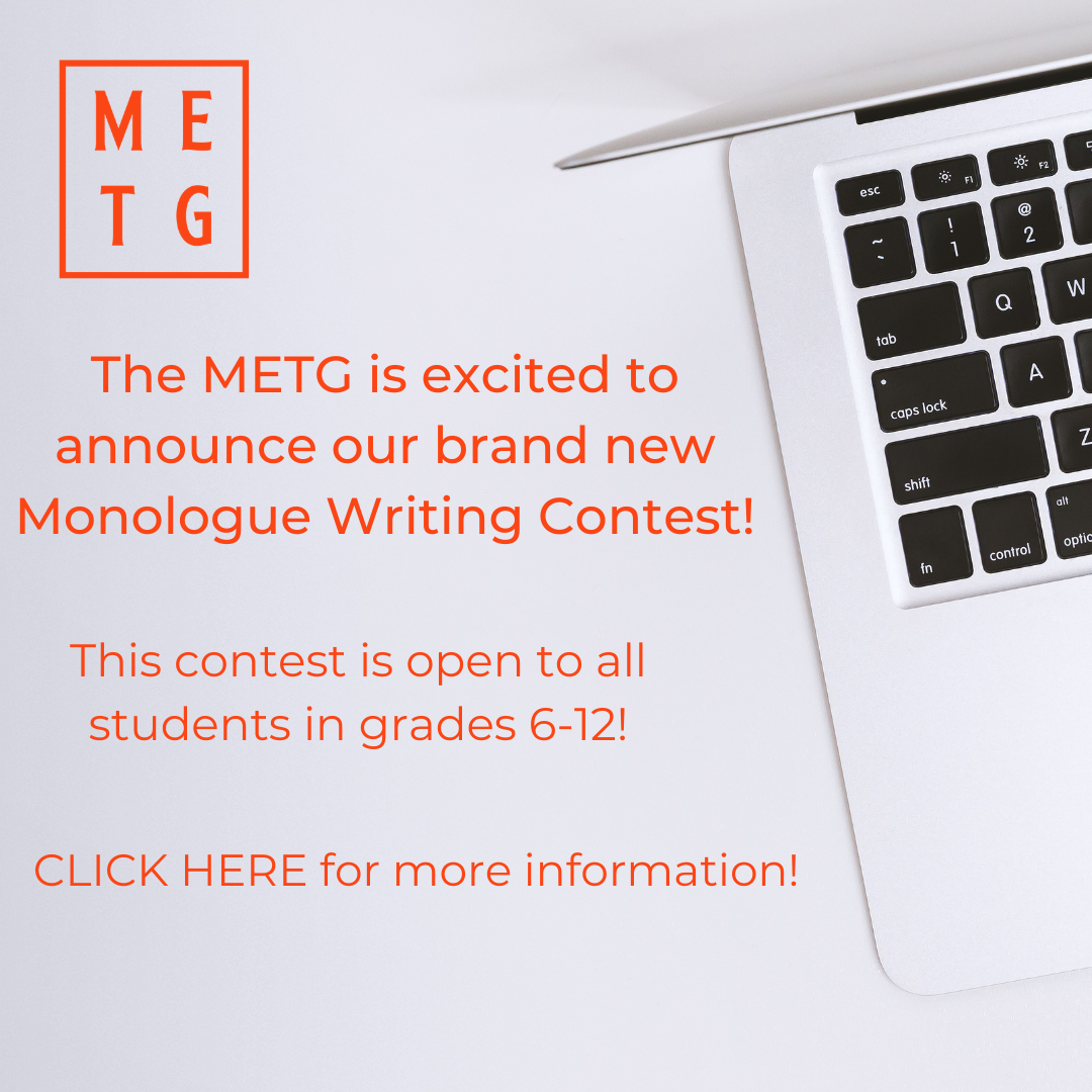 Monologue Writing Contest
