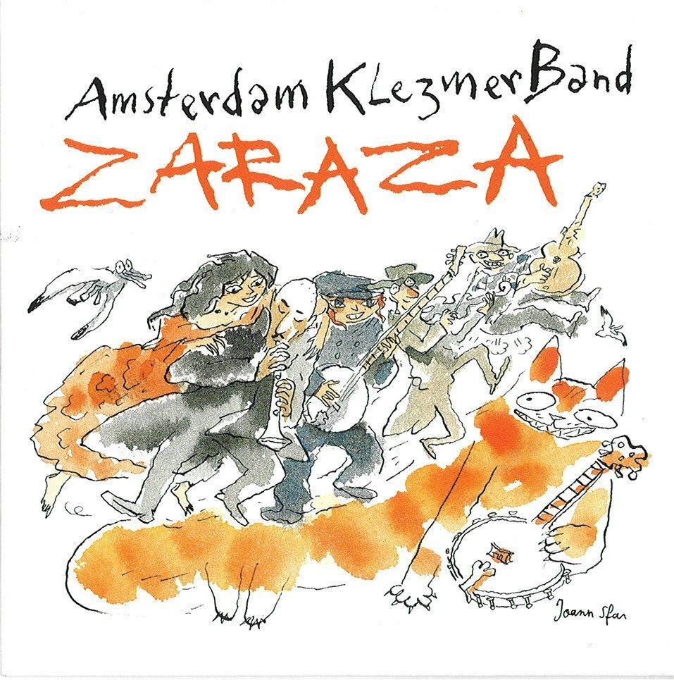 Amsterdam Klezmer Band  - ZARAZA