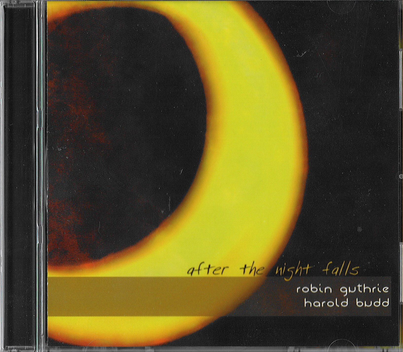 Harold Budd - After the night falls