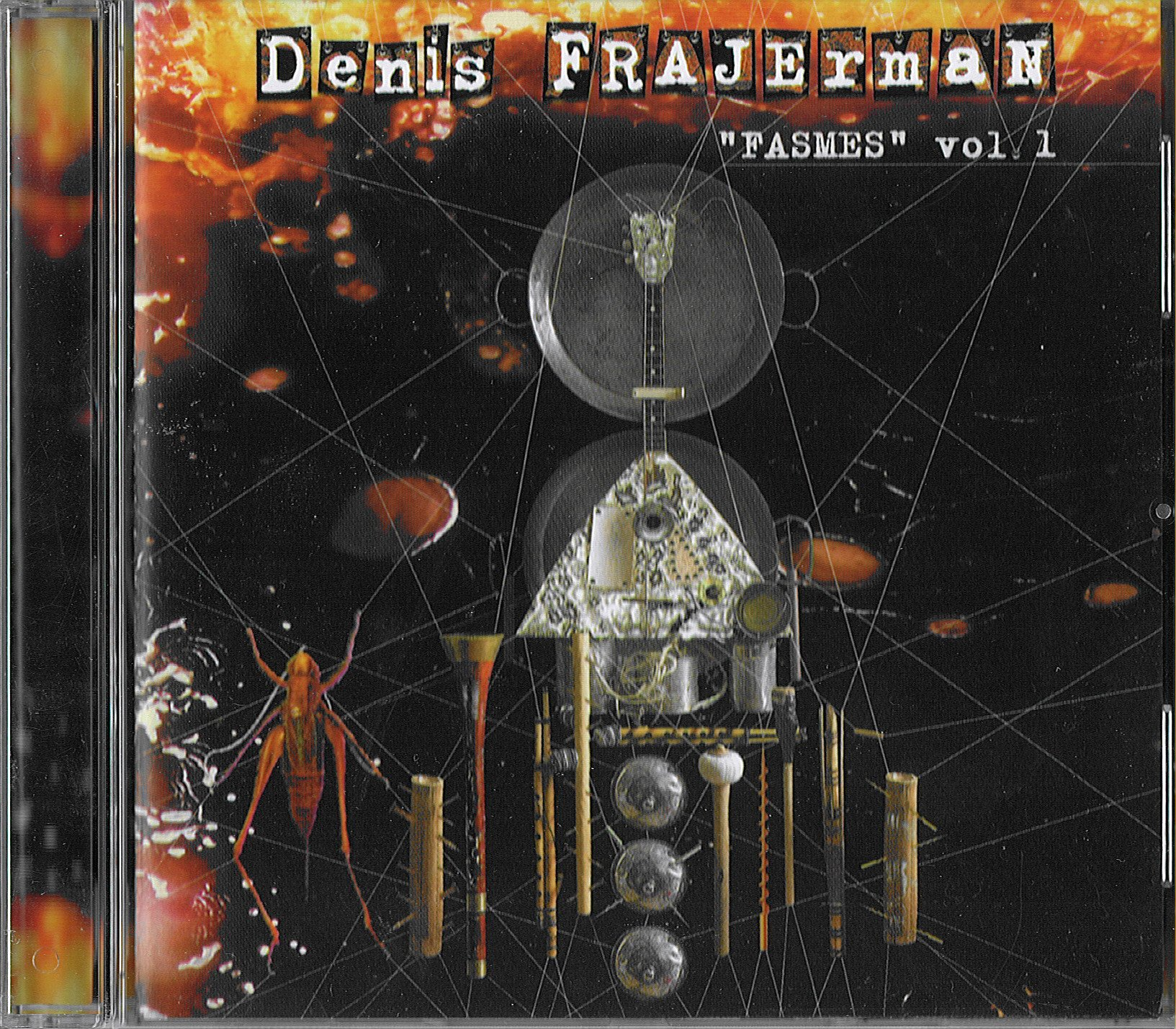 Denis Frajerman - Fasmes