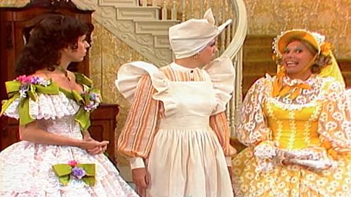 Curtains Ideas carol burnett curtain rod : It's the 40th anniversary of Carol Burnett's 'Went with the Wind ...