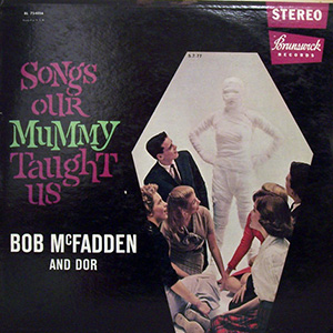 bob mcfadden and dor i dig you baby - Bob And Tom Halloween Songs