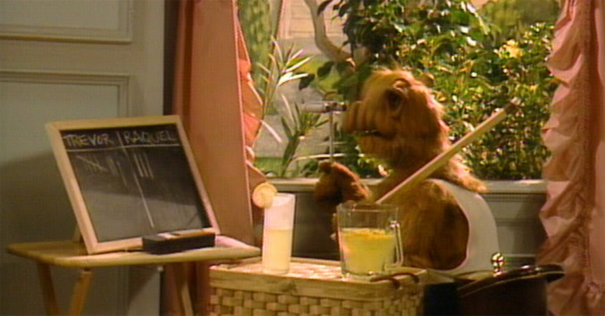 lookin through the windows - Alf Halloween Episode