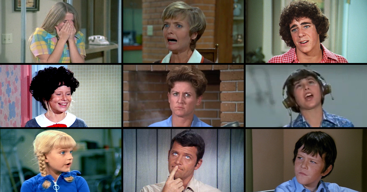 College Life Told By the Brady Bunch