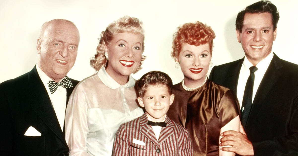 This is what it was like for little ricky on the set of 39 i for Who played little ricky in i love lucy