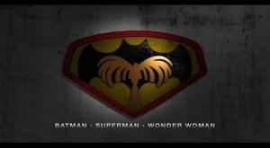 Batman • Superman • Wonder Woman