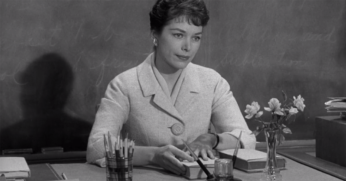 11 of our favorite teachers from '50s and '60s television