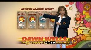 Weekday Western Weather Report