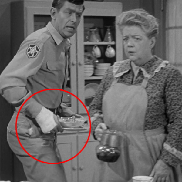 Rance Howard Image >> 11 little details you might have missed in 'The Andy Griffith Show'