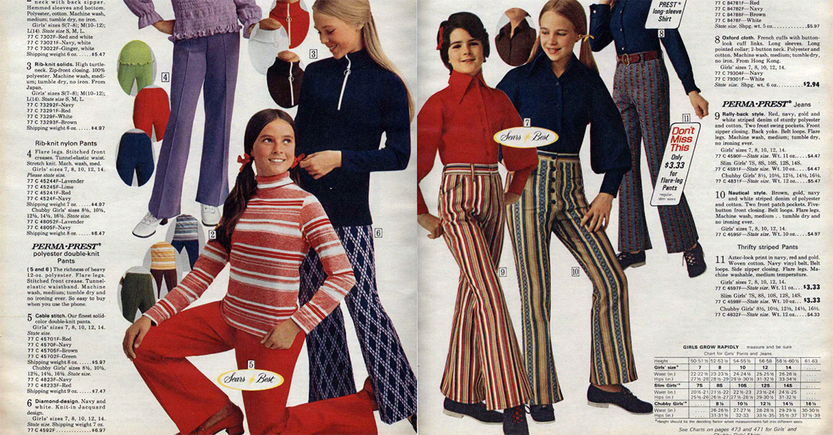 Be Honest Would You Wear These 1970s Fashions