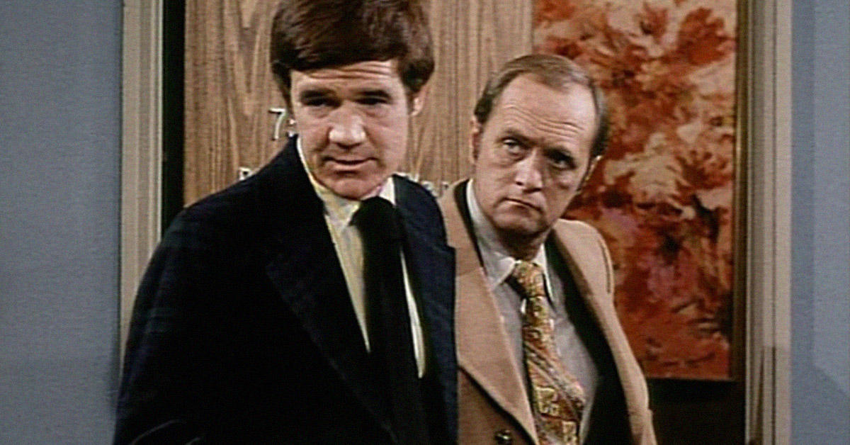 JACK RILEY OF 'THE BOB NEWHART SHOW' AND 'RUGRATS'