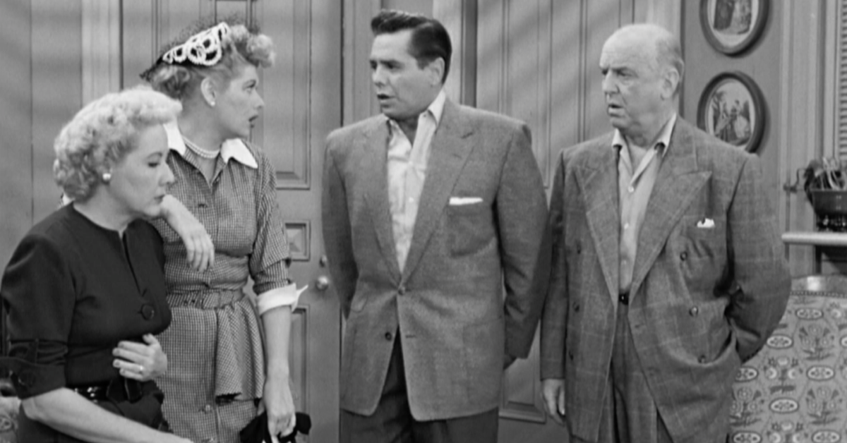 How Well Do You Remember 39 Job Switching 39 From 39 I Love Lucy 39