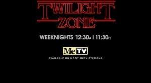 Strangest Things… on 'The Twilight Zone'